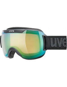 Uvex Downhill 2000 V Black Mat