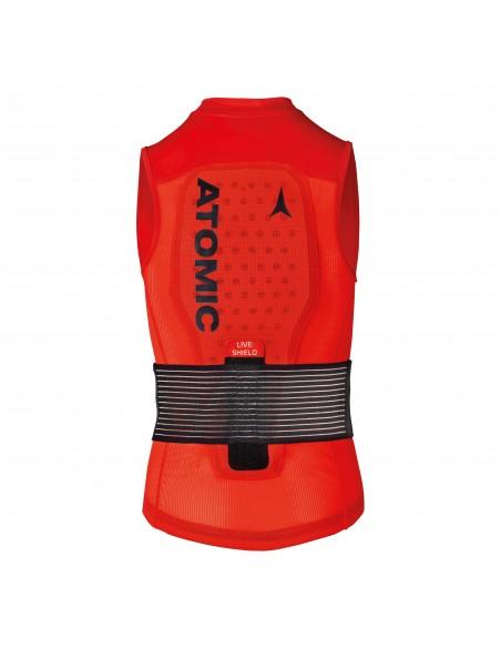 Atomic Live Shield Vest Jr