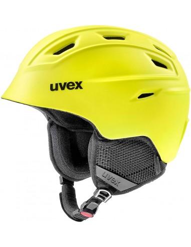 Uvex Fierce Yellow Mat