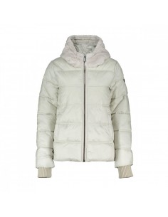 Giacca Brekka Metallic Eco Down Hooded