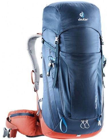 Zaino Deuter Trail Pro 36 Midnight-Lava