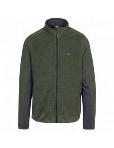 Pile Uomo Trespass Templetonpeck Fleece Thyme