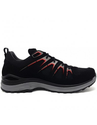 Lowa Innox Evo GTX Lo Black/Red