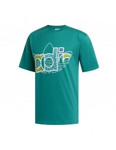 T-Shirt Adidas Trefoil Tee...