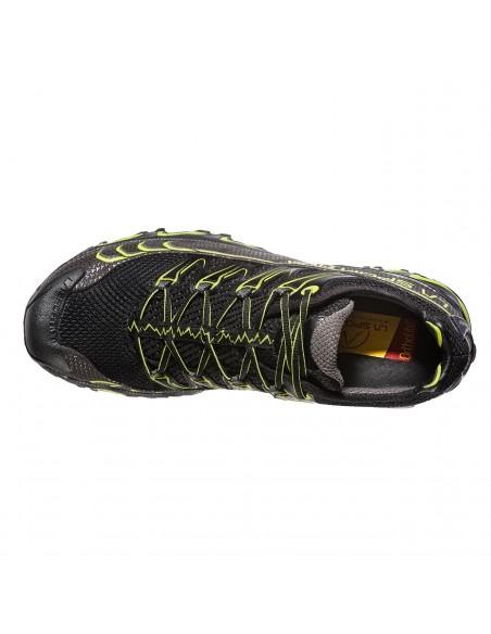 La Sportiva Ultra Raptor Black/Apple Green