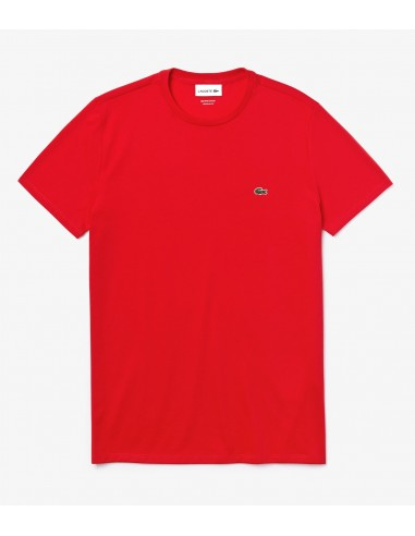 T-Shirt Lacoste Uomo Rouge S5H