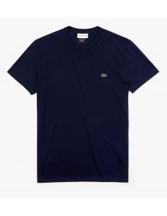 T-Shirt Lacoste Uomo Marine