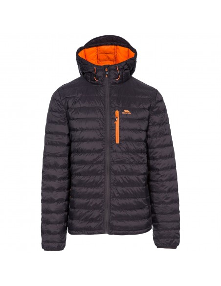 Piumino Trespass Digby Uomo Dark Grey