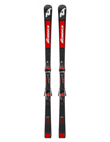 Nordica Dobermann GSR RB FDT + X-CELL...