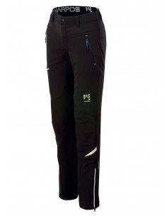 Pantalone Karpos Cevedale Evo W Black/White