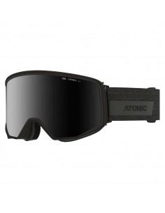Atomic Four Q Stereo Black + Lente di Ricambio