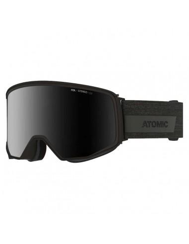 Atomic Four Q Stereo Black + Spare Lens