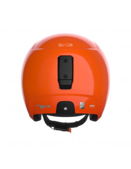 POC Skull Dura X SPIN Fluorescent Orange