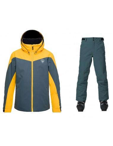 Rossignol Boy Fonction Ski Suit