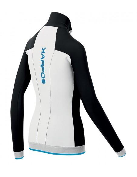 Karpos Alagna Evo W Jacket White/Black Dresden Blue