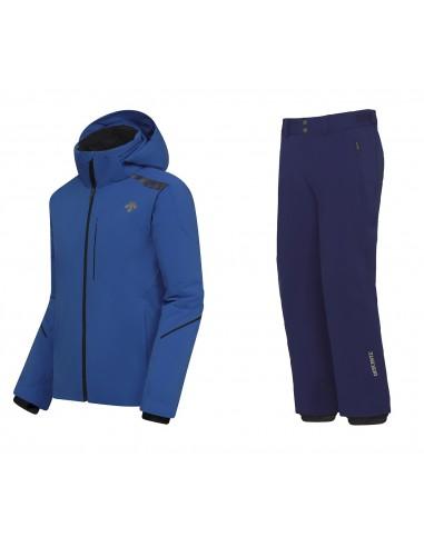 Descente Insulated Men Ski Suit