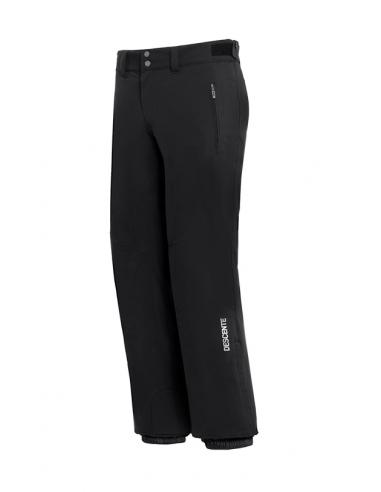 Pantalone sci Descente Insulated Nero