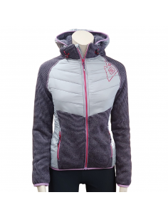 Alpenplus Hybrid Furry Jacket Woman