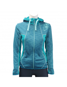 Sweatshirt Alpenplus Stretch Damen