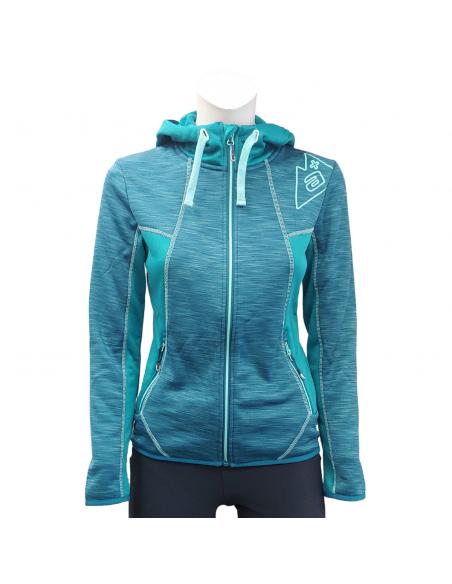 Sweatshirt Alpenplus Stretch Damen