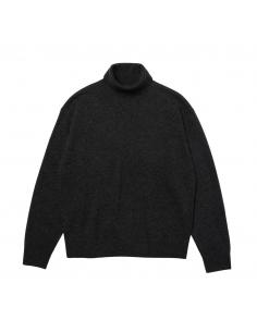 Damen Lacoste Rollkragen Pullover aus Wolle