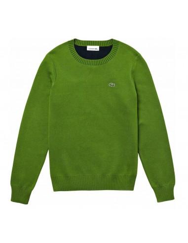 Damen Lacoste Pullover aus Baumwolle