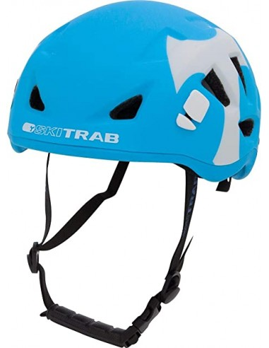 Casco Ski Trab Attivo Blue