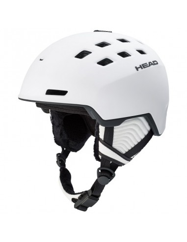 Helmet Head Rita White