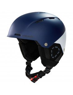 Casco Head Trex Blue/White