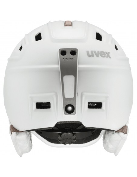 Uvex Fierce White Mat