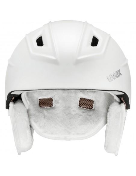 Uvex Fierce White Mat