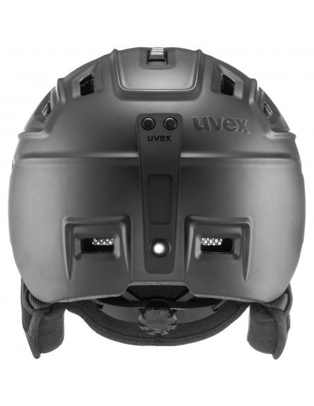 Uvex Fierce Black Mat
