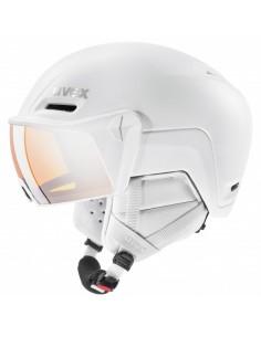 Uvex Hlmt 700 Visor White Mat