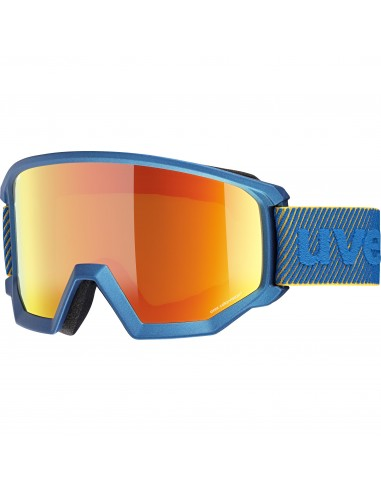 Uvex Athletic CV Underwater Mat - Mirror Orange S2