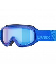 Uvex Slider FM Blue - Mirror Blue S1
