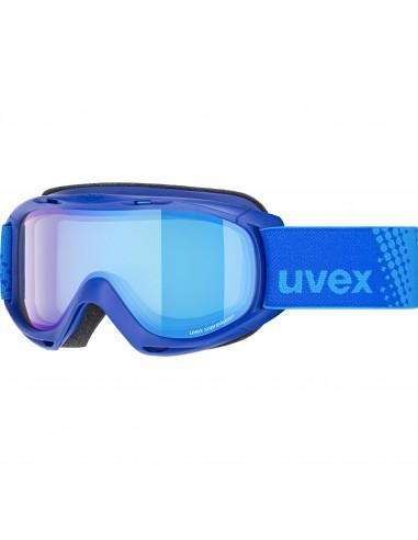Uvex Slider FM Blue - Mirror Blue S1
