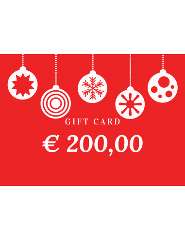 Gift Card 200,00€