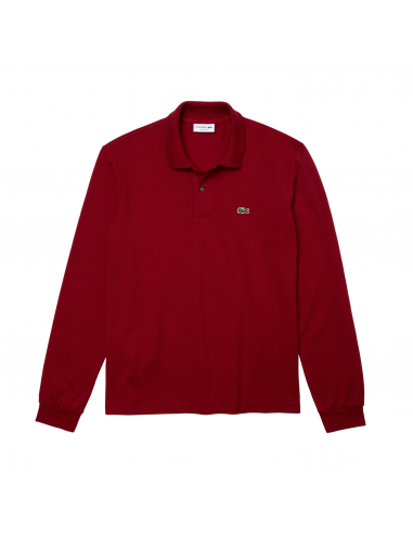 Long-sleeve Lacoste Classic Fit Polo...
