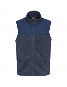 Gilet Fleece Trespass Leafminer Uomo