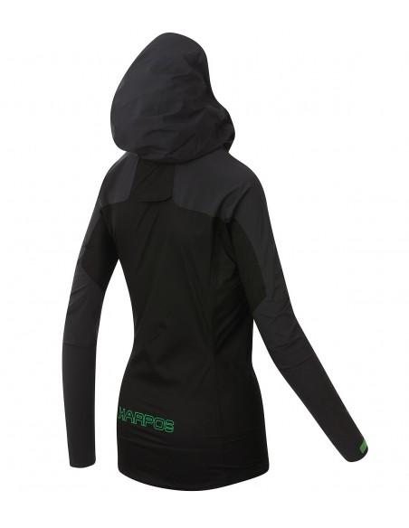 Karpos Vetta Evo Jacket W Black/Dark Grey
