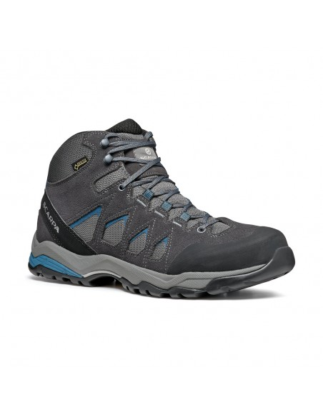 Scarpa Moraine GTX Mid Storm Gray-Lake Blue
