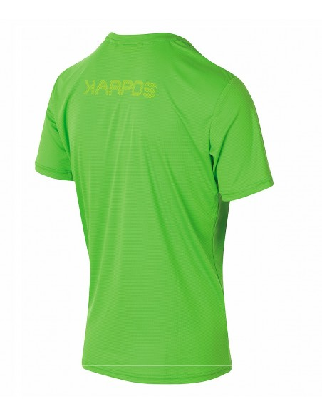Karpos Loma Print Jersey Apple Green