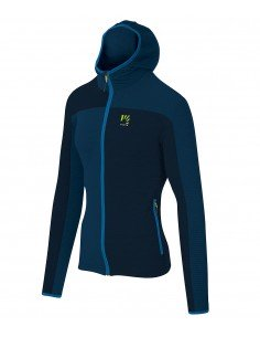 Karpos Nuvolau Fleece Sky Captain/Insignia Blue