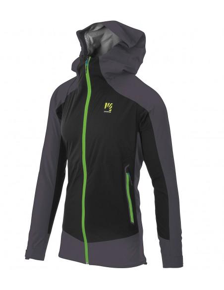 Karpos Temporale Black/Dark Grey Jacket