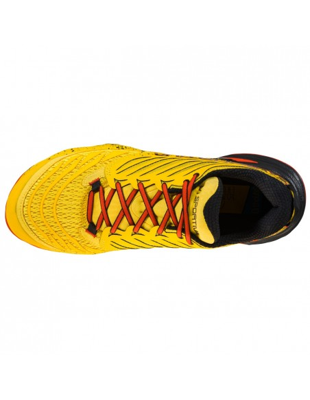 La Sportiva Akasha Yellow/Red