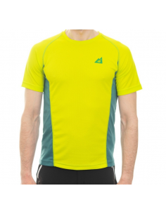 T-Shirt Alpenplus Nordic Walking Uomo