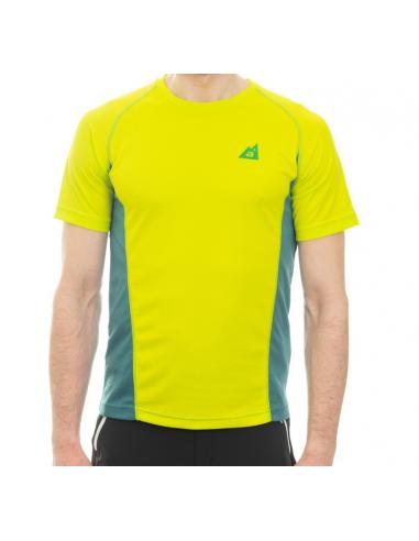 T-Shirt Alpenplus Nordic Walking Uomo