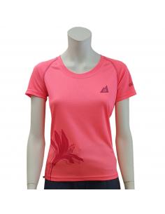 T-Shirt Alpenplus Outdoor Frau