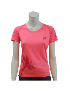 T-Shirt Alpenplus Outdoor Frau