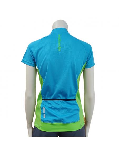 T-Shirt Alpenplus Bike Frau